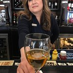 Tina, Brandi and Sally in the Bar ROCK! They always know what to pour for me even when I haven't