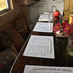 Best Fish n Chips in NZ. Inside is very rustic and cozy. I loved it!