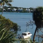 View taken from the water tower on Cabbage Key.