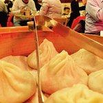 Yummy Pork Soup Dumplings