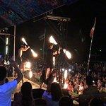 Fire Show!