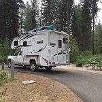 Nice clean level campsites
