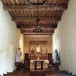 Mission San Juan interior