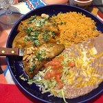 tacos al cabon pollo