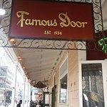 Photo of Famous Door