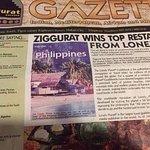 Billede af Ziggurat Cuisine