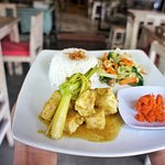 Ikan Bumbu Bali: Fresh fish Marinated Balinese Spices