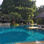 Awesome stay! Pool in the Rasa wing