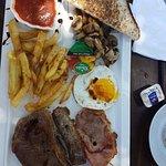 Carnivore breakfast.