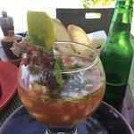 Zdjęcie Takamaka Beach Bar