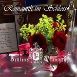 """Romantische Nacht im Schloss """"Package für Verliebte"""""""