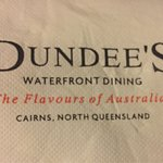 Dundee's Restaurant on the Waterfront Foto
