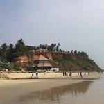 Foto de Varkala Marine Palace Restaurant