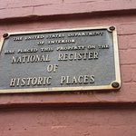 It is a National Historic place