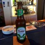 Cold Toñas at the bar