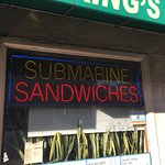 Viking's Giant Subs