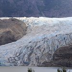 Mendenhall Glacier from the observatory