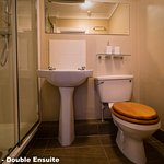 Double Ensuite's Bathroom - Recently Enlarged & Renovated