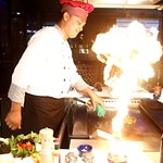 Teppanyaki Grill at Love Italy Restaurant