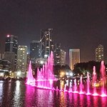 KLCC park, 5 min walking distance from the hotel