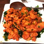 Ku Chow Chicken - Spicy and awesome!