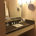 Awesome updated vanity