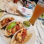 Fish tacos and Hefeweitzen
