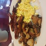 The best breakfast we have ever had anywhere!!! Homemade bagels and hash...oh my yum...
