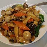 Mushroom Delight $9.50