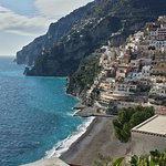 Positano view on hike
