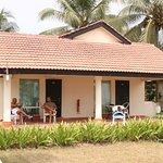 Photo de Busua Waves Resort