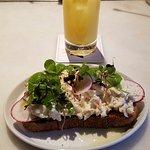 Delicious Crab Toast