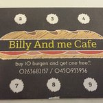 Billy and Me cafe