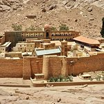 Foto de St. Catherine's Monastery Guesthouse