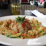 Bang Bang Chicken and Shrimp
