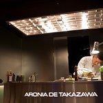 Aronia De Takazawa: Chef's stage