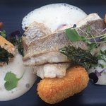 """""""Fish of the Day"""" at Halo Lounge and Dining"""