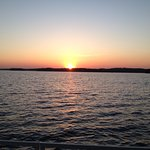 Boat ride on Lake Lanier