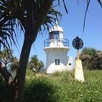 Fingal bay lighthouse