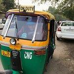 Photo of Old Delhi Rickshaw Ride