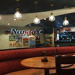 View inside the Nandos Sandton City