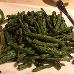 These fried green beans have a wonderful flavor and texture.