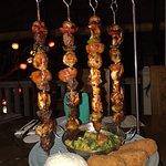 Super delicious Shish kebabs