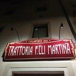 Trattoria F.lli Martina fényképe