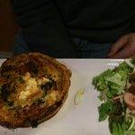Veggie tart