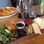 The tasty ploughmans