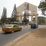 Banjul approach road