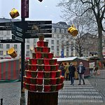 Place du Grand Sablon Foto