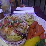 TJ Callahan's Pub in Tewksbury Food Menu, Delicious a Lobstser Mac & Cheese & Haddock Princess