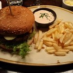 Scotland Yard burger